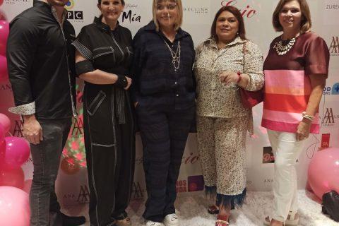 Ana Ascanio Couture se tiñe de rosa con su colección «Diversita» a beneficio de SenosAyuda