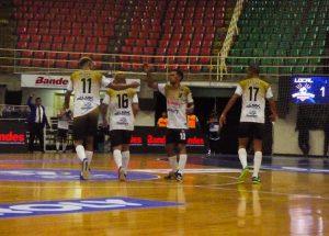 #LigaFutVeSala1 | DCN FS venció 8-3 a Brillantes de Maracaibo