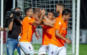 #LigaFútVe | La Guaira y el Táchira se ganan una plaza para jugar un torneo continental