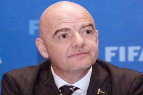 Presidente de la FIFA visita Venezuela para cumplir «extensa agenda»