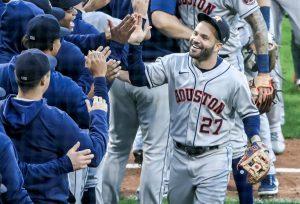 #MLB | Venezolano Altuve brilla con los Astros que pasan a Serie de Campeonato