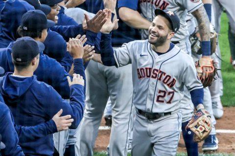 #MLB   Venezolano Altuve brilla con los Astros que pasan a Serie de Campeonato