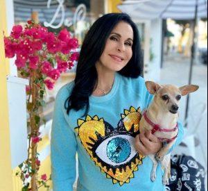 María Conchita Alonso se une a otros artistas para ayudar a niños y animales
