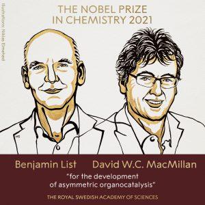 El Nobel reconoce una técnica que construye moléculas para una química más ecológica