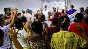 Disidentes del PSUV en Maracaibo respaldan a la «Llave de la Unidad» de Manuel Rosales y Rafael Ramírez